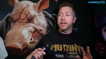 Mutant Year Zero: Road to Eden - Mark Parker haastattelussa