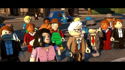 Lego DC Super-Villains - julkaisutraileri
