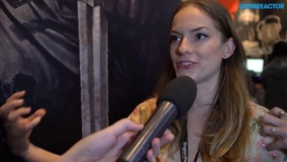 Kingdom Come: Deliverance - Victoria Hogan haastattelussa