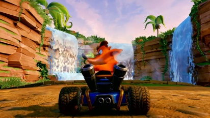 Crash Team Racing Nitro-Fueled - pelikuvan julkaisutraileri
