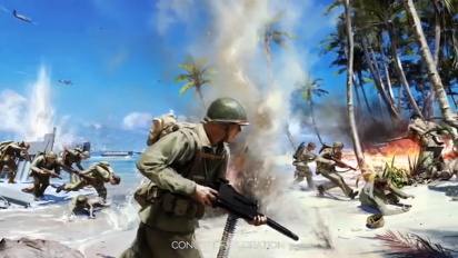 Battlefield V - Chapter 5 Pacific Theater -pätkä