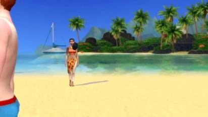 The Sims 4 Island Living - paljastustraileri