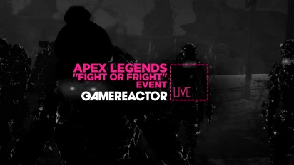 Apex Legends - Fight or Fright Event Livestream -uusinta