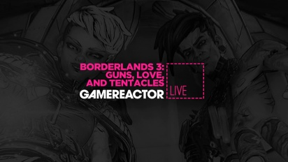 GR Liven uusinta: Borderlands 3 - Guns, Love and Tentacles