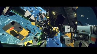 Hardspace: Shipbreaker - Early Access -julkaisutraileri