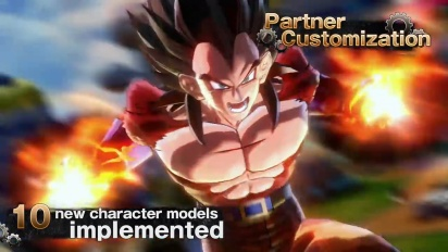 Dragon Ball Xenoverse 2 - Update #11 Traileri