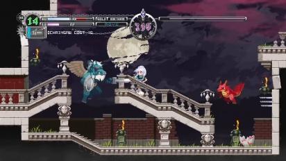 Touhou Luna Nights - Gameplay Traileri