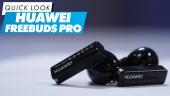 Nopea katsaus - Huawei FreeBuds Pro