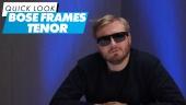 Nopea katsaus - Bose Frames Tenor
