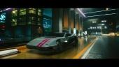 Cyberpunk 2077 - Rides of the Dark Future -traileri