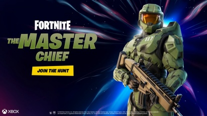Fortnite - Master Chief Skin Traileri