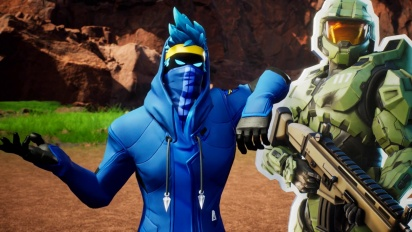 Fortnite - Red vs. Blue introduce Creative Map 'New Blood Gulch' Traileri