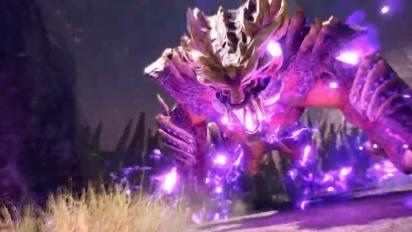 Monster Hunter Rise - Kamura's Hope -traileri