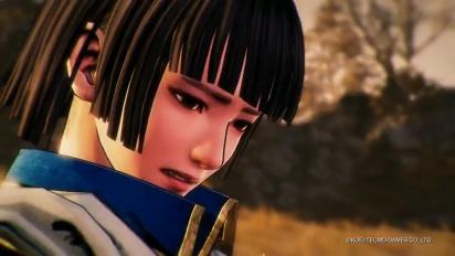 Samurai Warriors 5 - julkaisutraileri