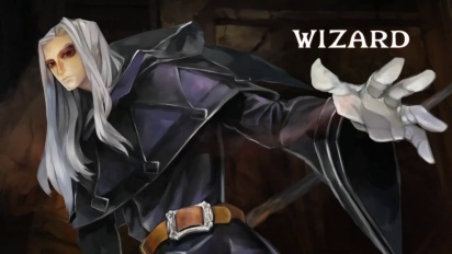 Dragon's Crown - Wizard Trailer