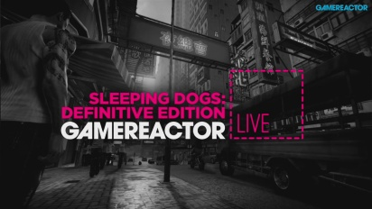 Sleeping Dogs: Definitive Edition - PS4 Livestream Replay