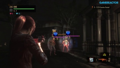Resident Evil: Revelations 2 - Raid Mode with Claire Redfield
