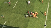Rugby Challenge 3 -pelikuvaa:  Italy vs. Spain