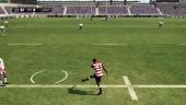 Rugby Challenge 3 -pelikuvaa: US 7s vastaan Wales 7s
