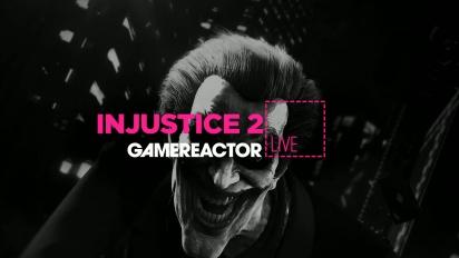 GR Liven uusinta: Injustice 2