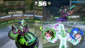 ARMS - 1v1 Combat Gameplay with New Characters