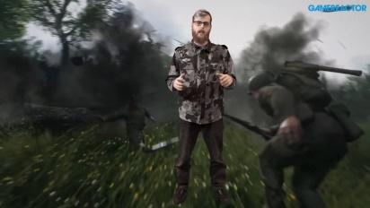 Call of Duty: WWII - GRTV-tapahtuma 2. marraskuuta 2017