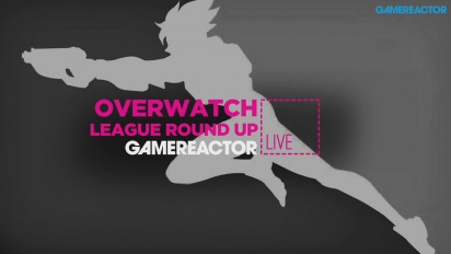 GR Liven uusinta: Overwatch (League Round-Up)