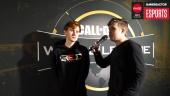 CWL Atlanta - Joee haastattelussa