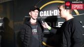 CWL Atlanta - Looney haastattelussa