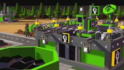 8-Bit Armies - Console Gameplay -traileri