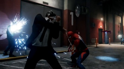 Spider-Man - Combat-traileri