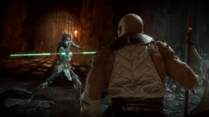 Mortal Kombat 11 - Official Jade Reveal -traileri