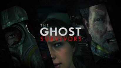 Resident Evil 2 - The Ghost Survivors -julkaisutraileri