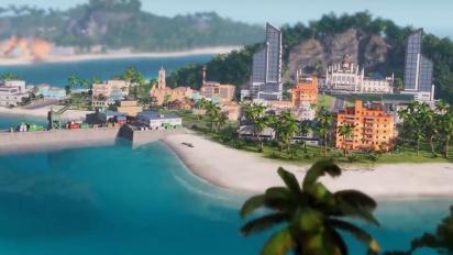 Tropico 6 - julkaisutraileri