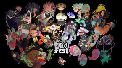 Splatoon 2 - Final Splatfest -julkistus
