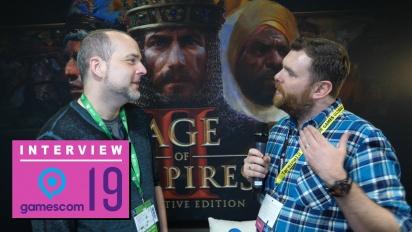 Age of Empires II: Definitive Edition - Adam Isgreen haastattelussa