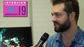 Warhammer 40,000: Mechanicus - Andrew McKerrow haastattelussa