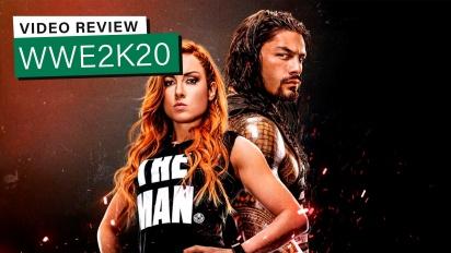 WWE 2K20 - Videoarvostelu