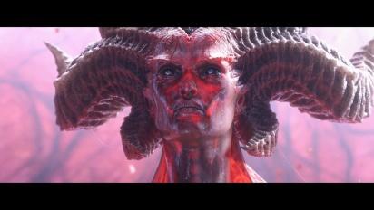 Diablo IV - Elokuvamainen julkistustraileri