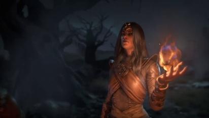 Diablo IV - Pelikuvatraileri