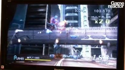 E309: Sin and Punishment 2 gameplay
