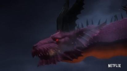 Dragon's Dogma - virallinen Netflix-traileri