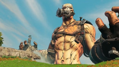 Borderlands 3: Psycho Krieg and the Fantastic Fustercluck - paljastustraileri