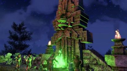 The Elder Scrolls Online - Flames of Ambition Gameplay -traileri