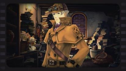 The Great Ace Attorney Chronicles - julkaisutraileri