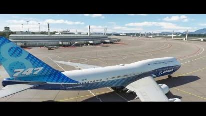 Microsoft Flight Simulator - Xbox Series -julkaisutraileri