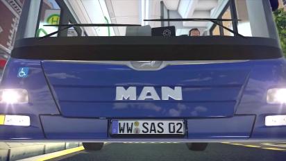 Bus Simulator 16 - Lyhyt traileri