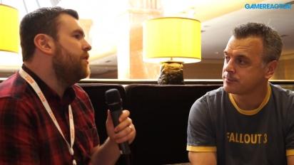 Quakecon 2016 - Pete Hinesin haastattelu