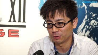 Final Fantasy XII: The Zodiac Age - Hiroaki Kato & Takashi Katano -haastattelu