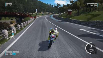Ride 2 -pelikuvaa: Kanto Temples Circuit